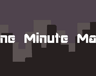 One Minute Max