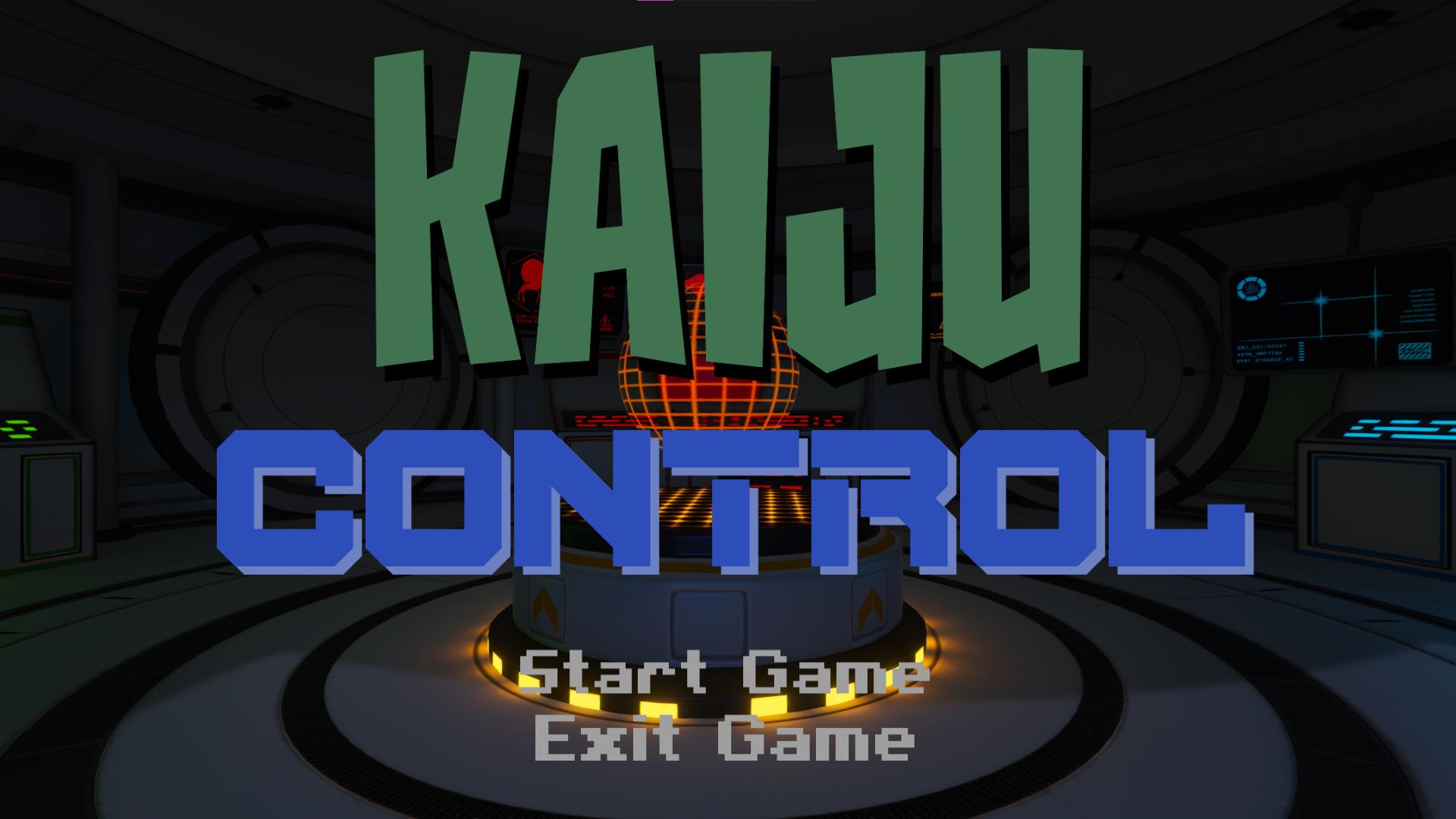 Kaiju Control