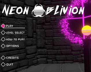 Neon Oblivion Alpha