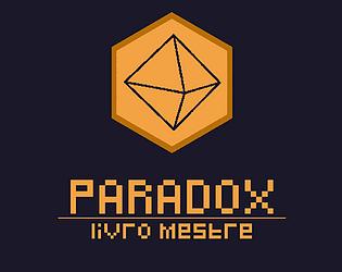 PARADOX RPG LIVRO MESTRE