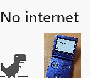 Google Dino Advance