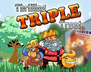 Thrilling Triple Treat