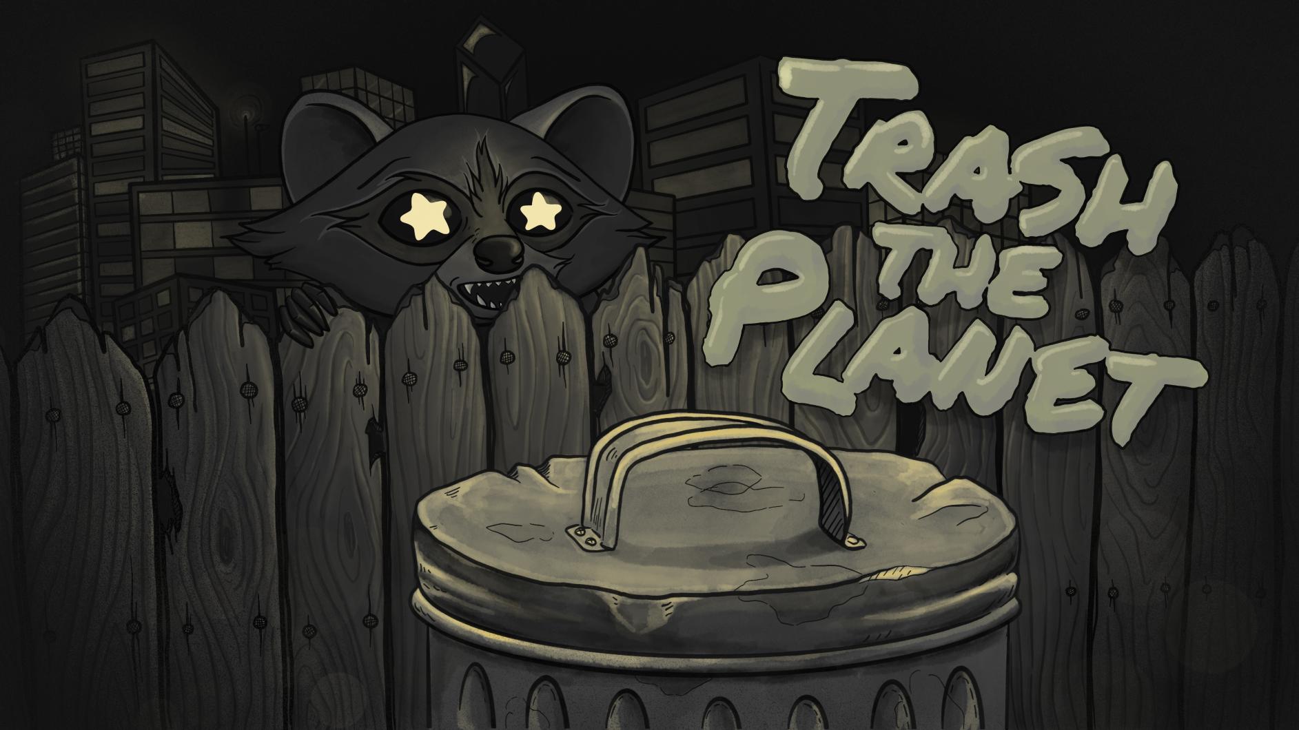 Trash the Planet (Press Kit)