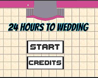 24 Hours to wedding