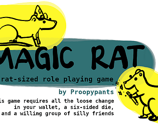 MAGIC RAT