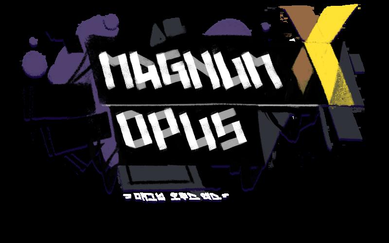 MAGNUM OPUS X