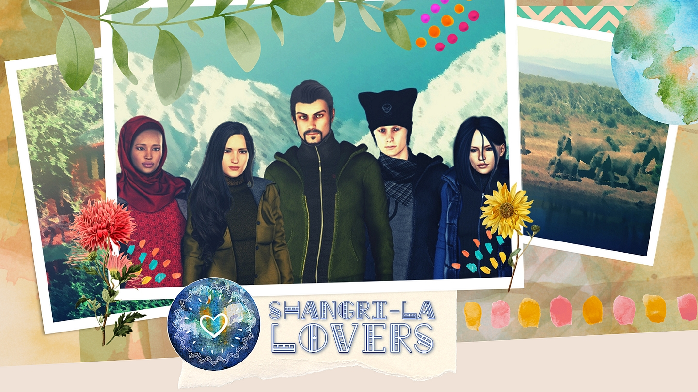 Shangri la Lovers (Travel Romance Visual Novel)