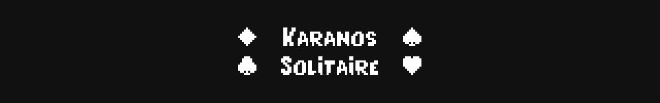 Karanos Solitaire