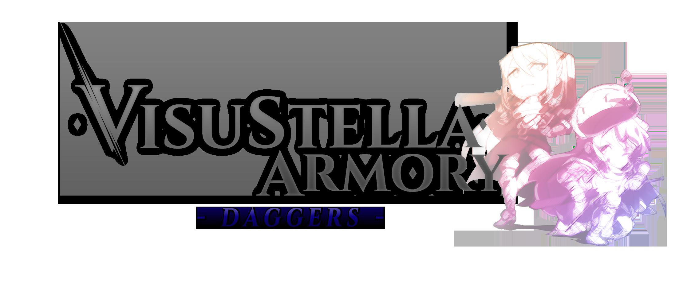 VisuStella Armory: Daggers