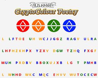 CryptoColour Poetry