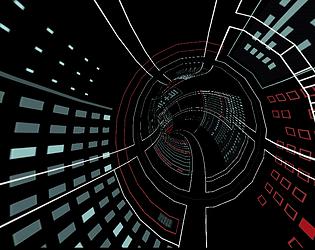 Tunnel Simulation - A WebGL Demo
