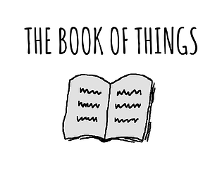 The Book of Things [Free] [Visual Novel] [Windows] [macOS] [Linux]