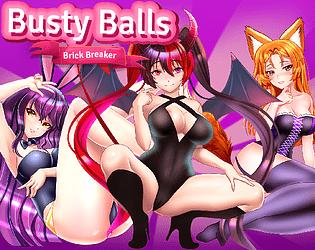Busty Balls Brick Breaker - (NSFW)
