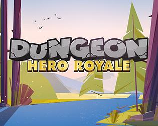 Dungeon Hero Royale