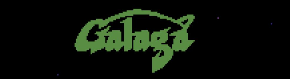 Galaga C64 (Preview 3.1)