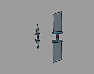 Spinning Swords