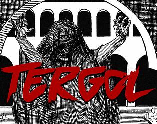 Tergol - A MÖRK BORG supplement