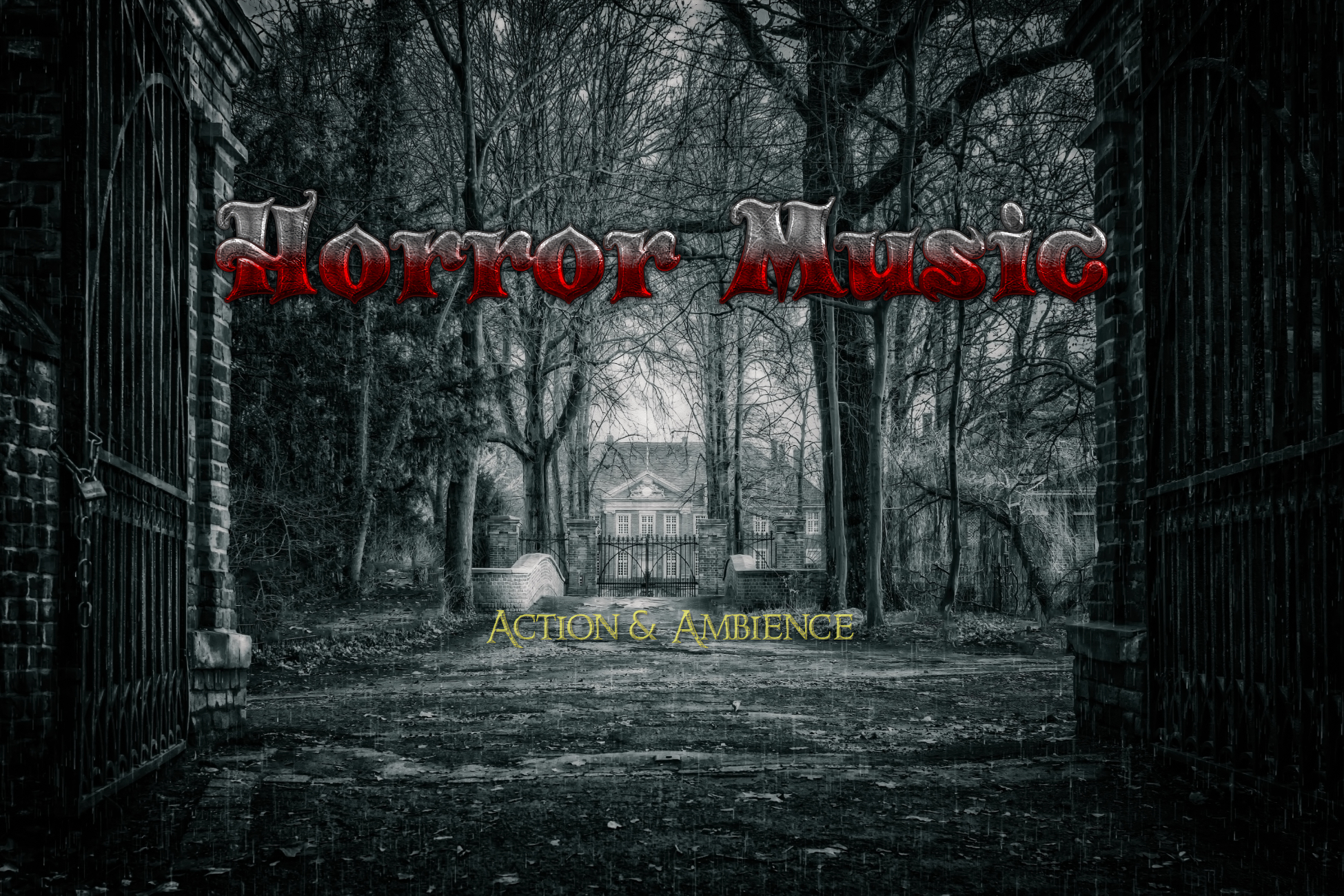 Horror Music Pack - Action & Ambience