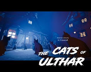 The Cats of Ulthar [Free] [Adventure] [Windows]