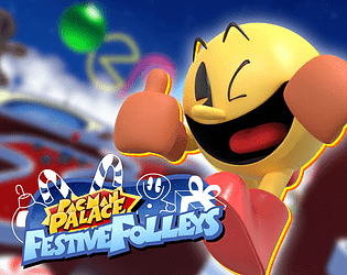 Pac-Man Palace: Festive Folleys