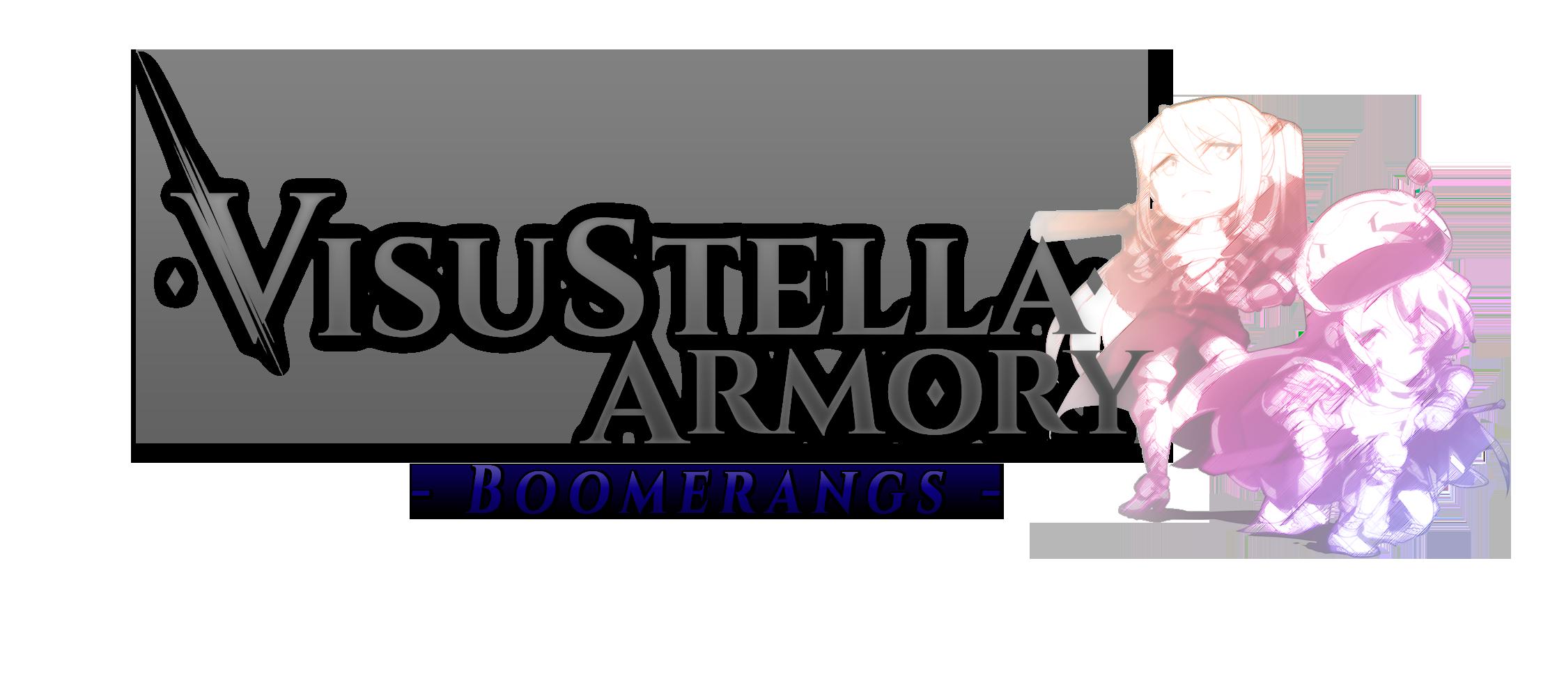VisuStella Armory: Boomerangs