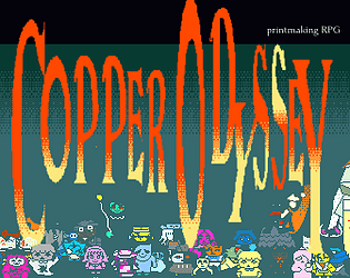 COPPER ODYSSEY [Free] [Role Playing] [Windows]