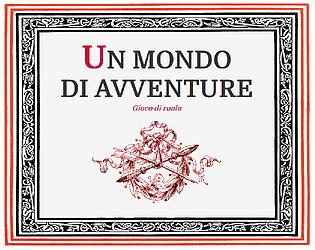 Un mondo di avventure - Gioco di ruolo