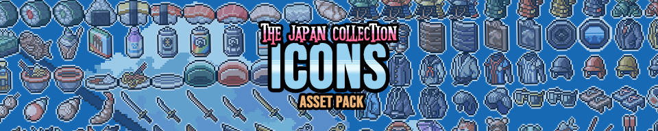 The Japan Collection: Icons
