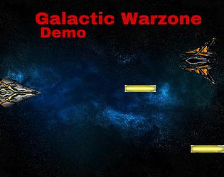 Galactic Warzone (DEMO)