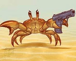Crab Shot!