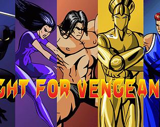 Fight for Vengeance (SEGA Mega Drive / Genesis Demo) [Free] [Fighting]