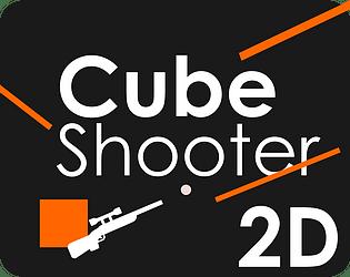 Cube Shooter 2D