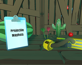 Projectile Mayhem (VR)