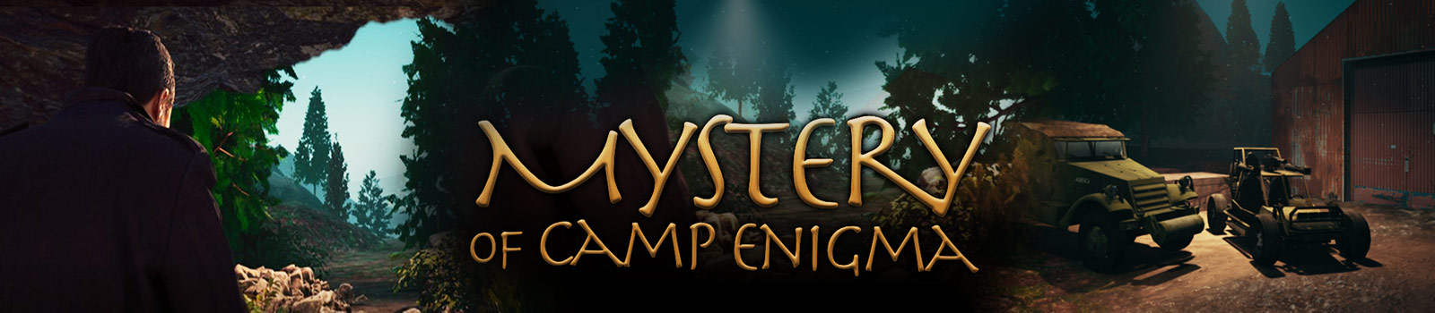 Mystery of Camp Enigma