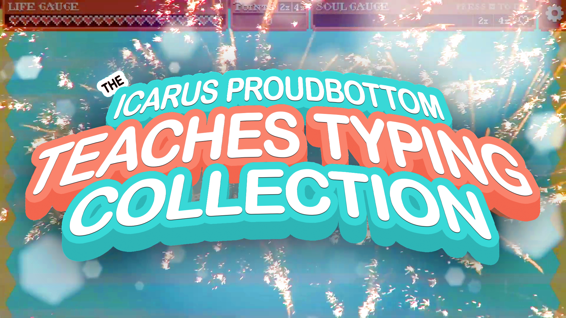 Icarus Proudbottom Teaches Typing Collection