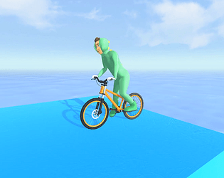 Mexify Game (Fahrrad Simulator)