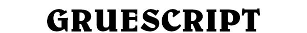 Gruescript