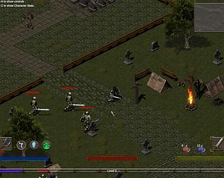 Action RPG Demo-Test