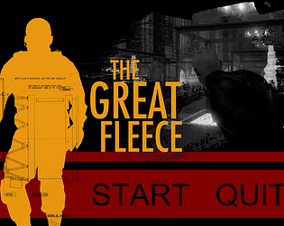 The Great Fleece- A Stealth Game
