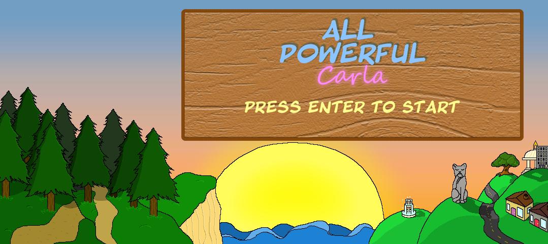 All-Powerful Carla