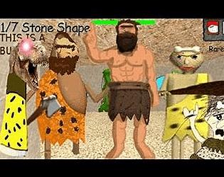 Baldi's Basics Stone age Edition Android Pre-Release