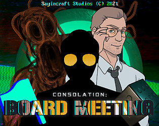 Consolation: Board Meeting (Multiplayer Party Game Horror)