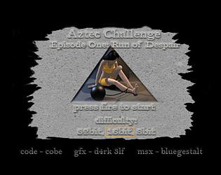Aztec Challenge Episode One (Commodore Amiga CD32)