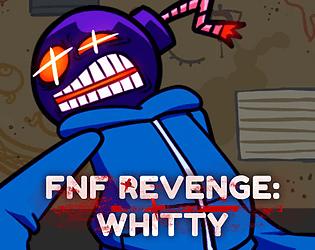 FNF Revenge: Whitty