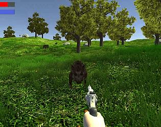 Dev Shooter Game Dev fps