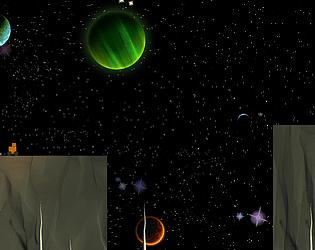 One Button Game (Endless Runner) 2D