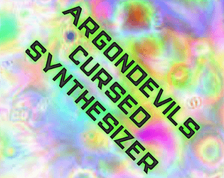 Argondevils Cursed Synthesizer Thumbnail