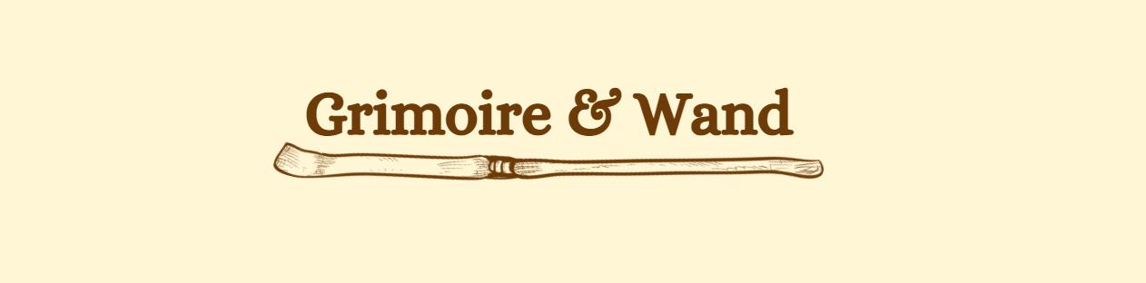 Grimoire & Wand