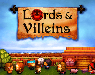 Lords and Villeins [Free] [Strategy] [Windows] [macOS]
