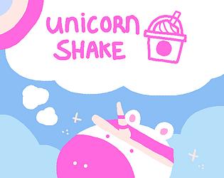 Unicorn Shake